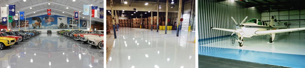 Epoxy Solutions for Your Floorings