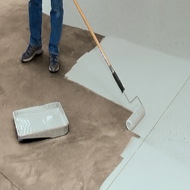 Synthetic Floor Painting